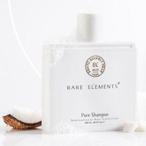 Rare Elements Pure Shampoo BUNDLE